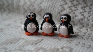 """Figūrėlė-žaisliukas """"Pingvinukas"""""""